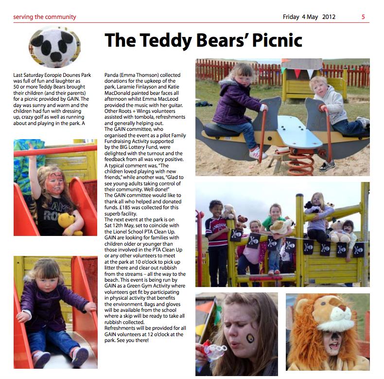 Teddy's Bear Picnic