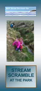 Stream Scramble Leaflet Cover