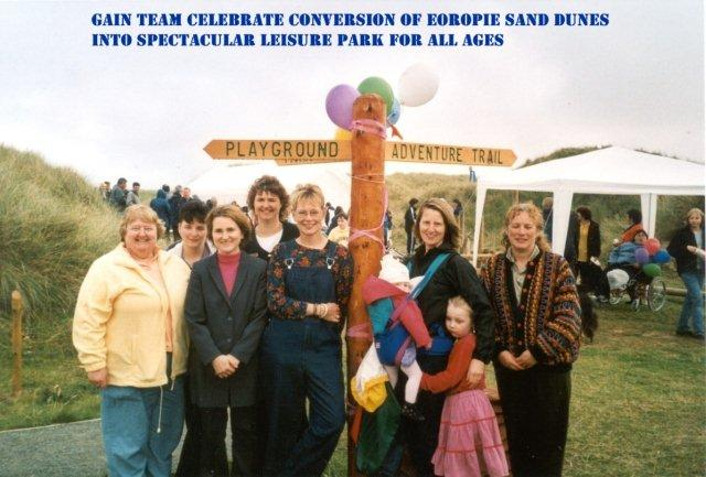 gain signpost committee pic